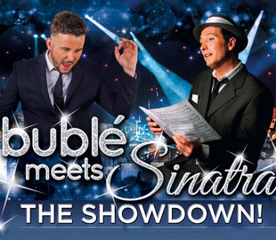 Buble Meets Sinatra - The Showdown!